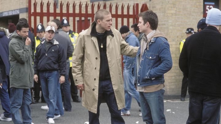 Long Coat worn by Pete Dunham (Charlie Hunnam) as seen in Green Street Hooligans
