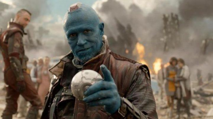 Long Jacket worn by Yondu Udonta (Michael Rooker) as seen in Guardians Of The Galaxy 2