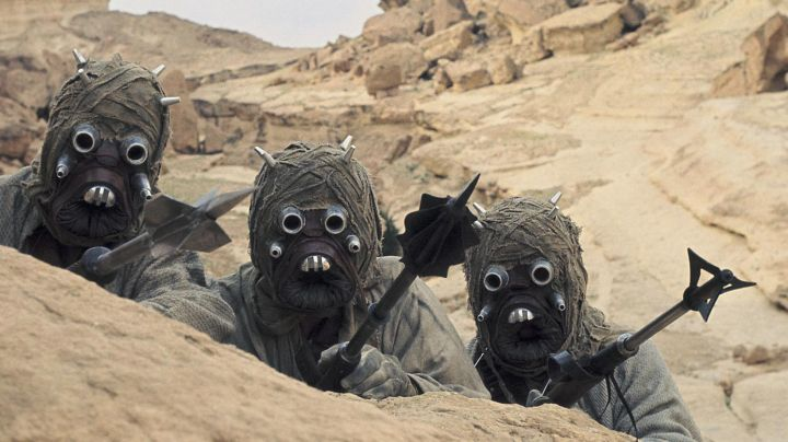 Fashion Trends 2021: Mask KIT Tusken in Star Wars, Episode IV : A new hope