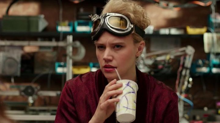 Fashion Trends 2021: Mask vintage by Kate McKinnon in Ghostbusters