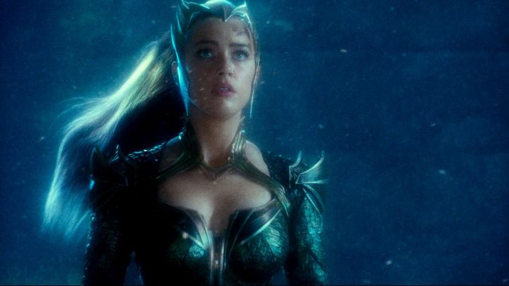 Mera's (Amber Heard) crown as seen in Justice League Movie