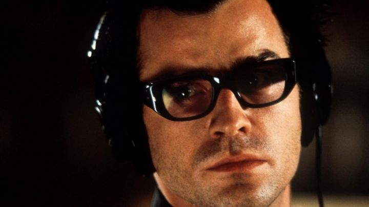 Moscot eyeglasses worn by Adam Kesher (Justin Theroux) as seen in Mulholland Drive movie