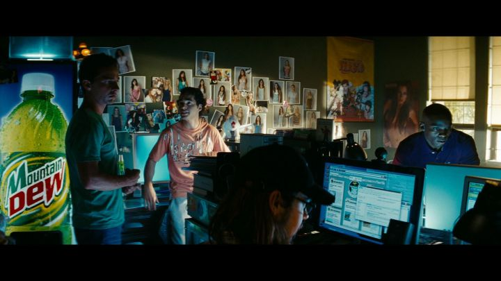 Mountain Dew of Sam Witwicky (Shia LaBeouf) in Transformers: Revenge of the Fallen Movie