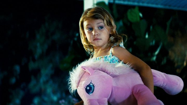 My Little Pony Figures used by Little Girl (Sophie Bobal) in Transformers Movie