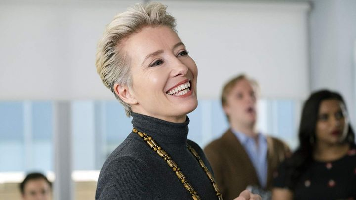 Necklace worn by Katherine (Emma Thompson) in Late Night movie