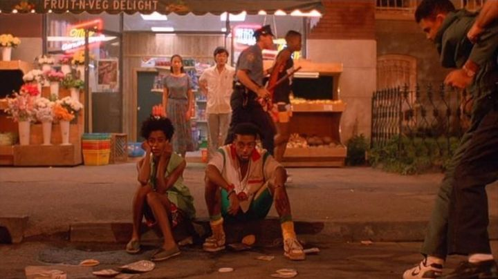 Nike Air Trainer 3 PRM Medicine shoes worn by Mookie (Spike Lee) as seen in Do the right thing - Movie Outfits and Products