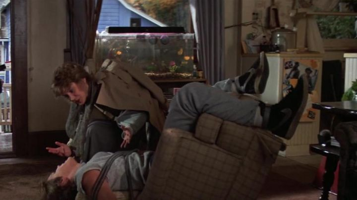 Nike Vandal Supreme shoes worn by Brandon Walsh (Josh Brolin) as seen in The Goonies - Movie Outfits and Products