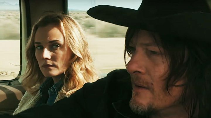 Norman Reedus's cowboy hat (Diego) in Sky - Movie Outfits and Products