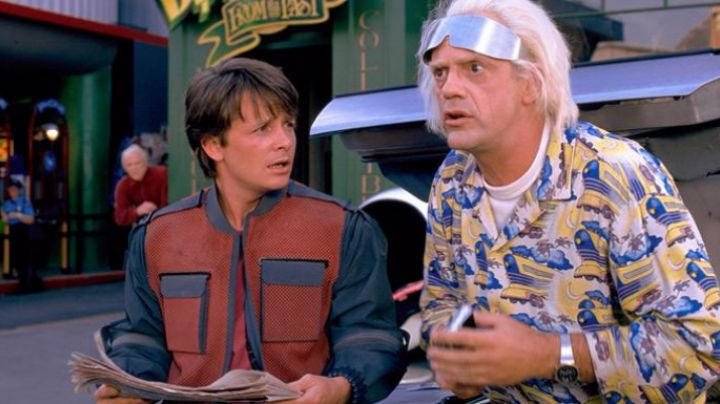Fashion Trends 2021: Original Future Jacket worn by Michael J. Fox in Back to The Future Part II