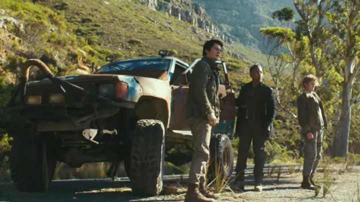 Palladium Pampa Cuff WP LUX Boots worn by Thomas (Dylan O'Brien) as seen in Maze Runner: The Death Cure