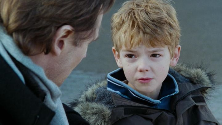 Parka brown worn by Sam (Thomas Brodie-Sangster) in Love Actually Movie