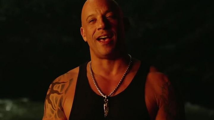 """Pendant """"wing"""" of Xander Cage / xXx (Vin Diesel) in xXx : Reactivated - Movie Outfits and Products"""
