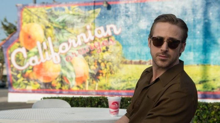 Persol Sunglasses of Sebastian (Ryan Gosling) in La La Land movie
