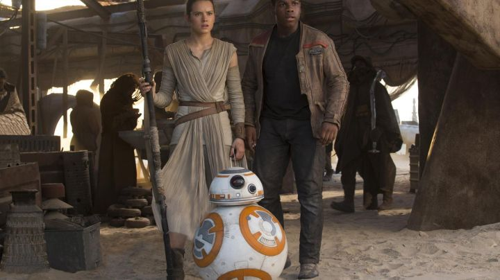 Po-Zu Boots worn by Finn (John Boyega) as seen in Star Wars VII: The Force Awakens - Movie Outfits and Products