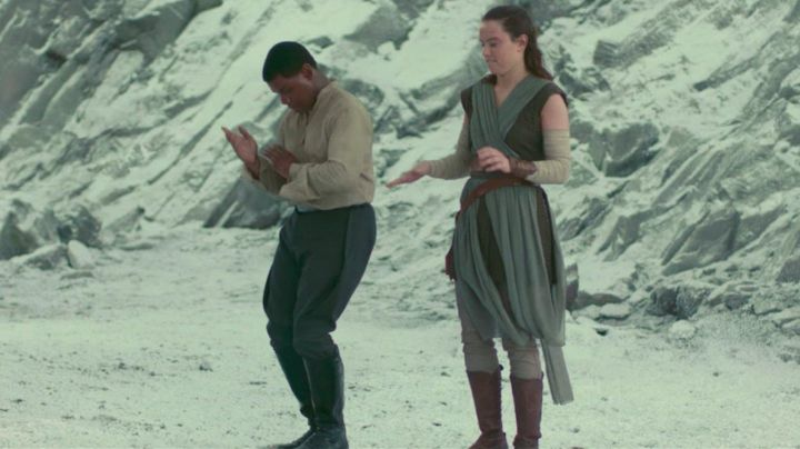 Po-Zu Boots worn by Rey (Daisy Ridley) in Star Wars VIII: The Last Jedi