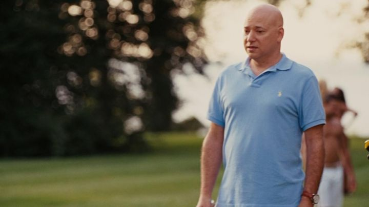 Polo blue Ralph Lauren Harry (Evan Handler in Sex and The City 2 - Movie Outfits and Products