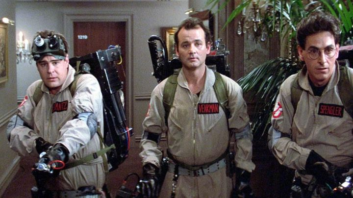 Proton Pack of Dr. Raymond Stantz (Dan Aykroydin) in Ghostbusters - Movie Outfits and Products