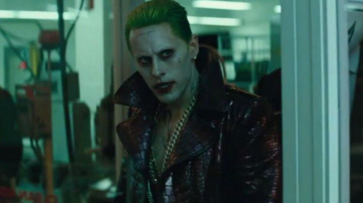 Purple Long Coat worn by The Joker (Jared Leto) as seen in Suicide Squad - Movie Outfits and Products