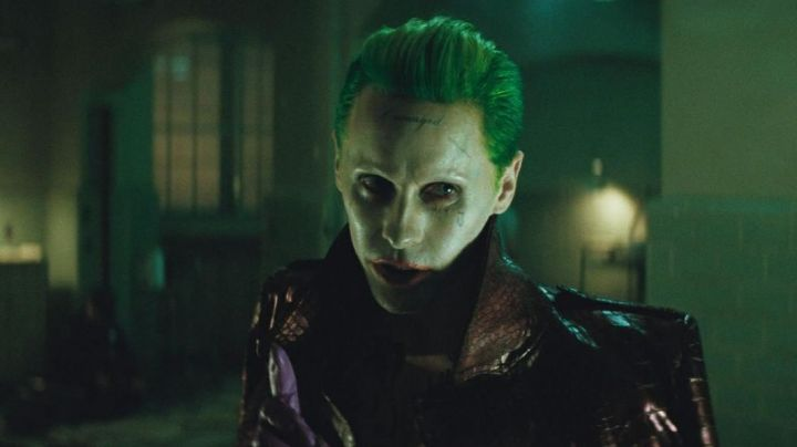 Purple coat worn by The Joker (Jared Leto) as seen in Suicide Squad - Movie Outfits and Products