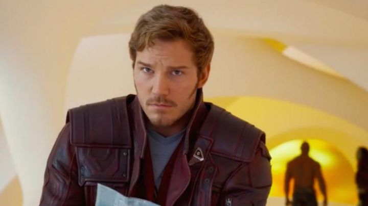 Fashion Trends 2021: Red leather jacket worn by Star Lord (Chris Pratt) as seen in Guardians of the galaxy 2
