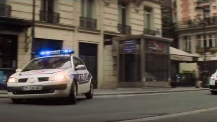 Renault Megane II of French Police as seen in Mission: Impossible - Fallout - Movie Outfits and Products