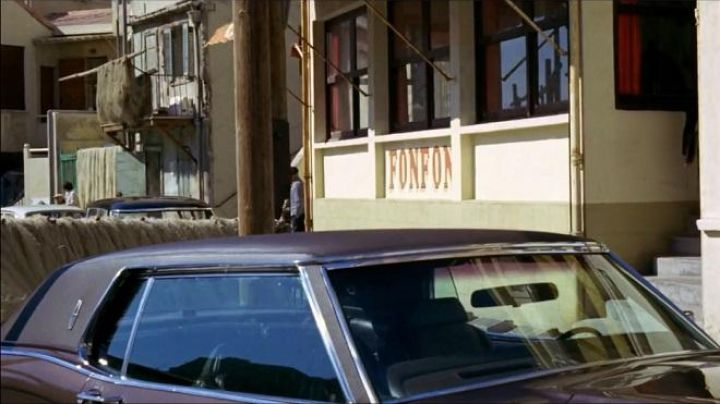 Restaurant Chez Fonfon in the film the French Connection - Movie Outfits and Products
