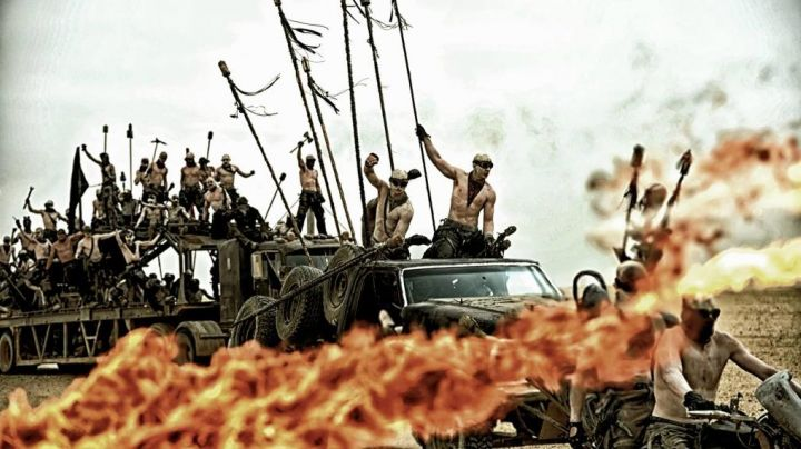 Rotcho Pants Warboys are wearing on Mad Max : Fury Road - Movie Outfits and Products