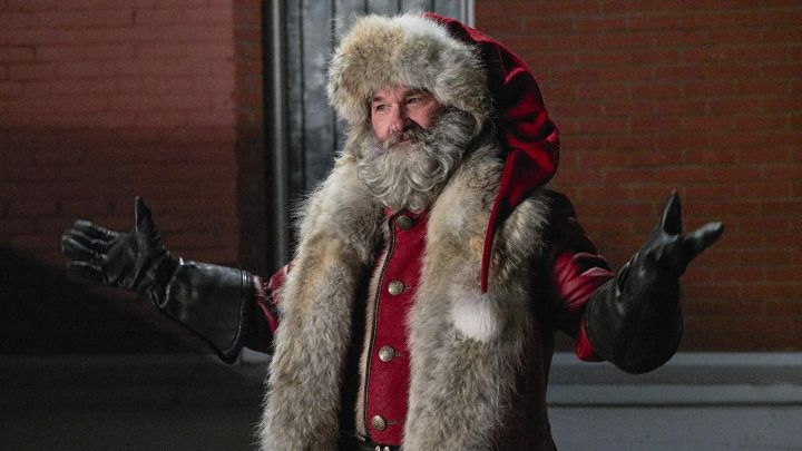 Santa Claus Costume worn by Santa Claus (Kurt Russell) as seen in The Christmas Chronicles movie