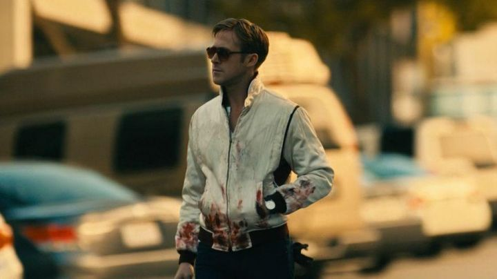 Fashion Trends 2021: Scorpion Reversible Jacket worn by The Driver (Ryan Gosling) as seen in Drive