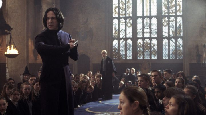 Severus Snape's (Alan Rickman) black magical wand in Harry Potter and the Chamber of Secrets - Movie Outfits and Products