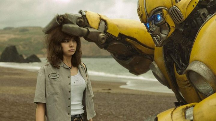 Shirt worn by Charlie (Hailee Steinfeld) as seen in Bumblebee movie