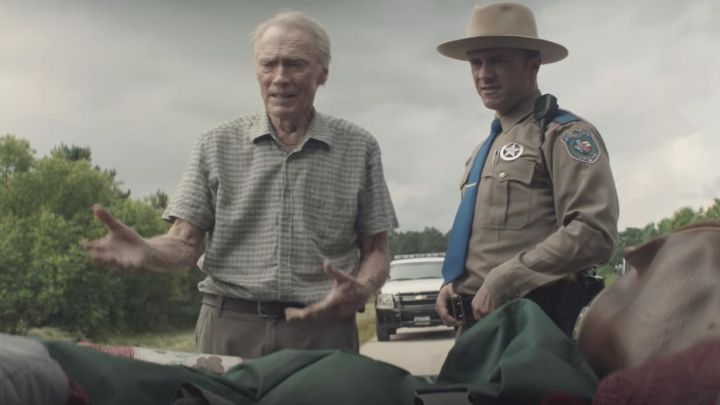 Shirt worn by Earl Stone (Clint Eastwood) as seen in The Mule movie