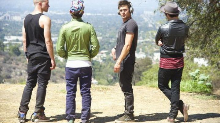 Shoes Cole Carter (Zac Efron) in We Are Your Friends - Movie Outfits and Products