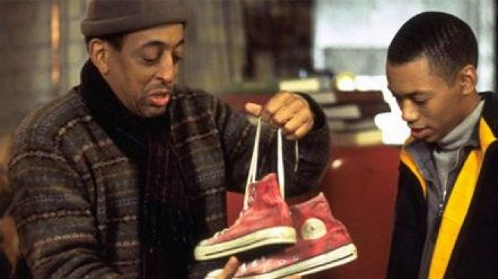 Fashion Trends 2021: Shoes Converse red Zeke (Gregory Hines) in The Red Sneakers