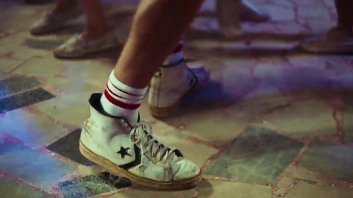 Shoes Converse worn by Oliver (Armie Hammer) in Call me by your name - Movie Outfits and Products