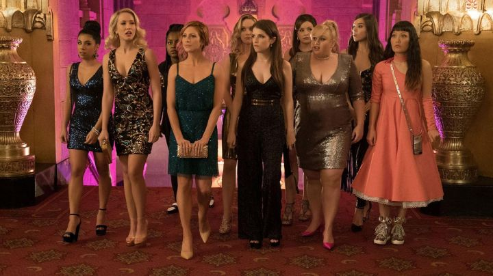 Shoes INC International Concepts, Jessica (Kelley Jakle) in Pitch Perfect 3 - Movie Outfits and Products