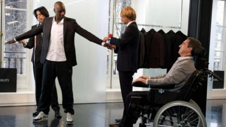 Fashion Trends 2021: Shoes Nike Air Max One of Omar Sy in Intouchables