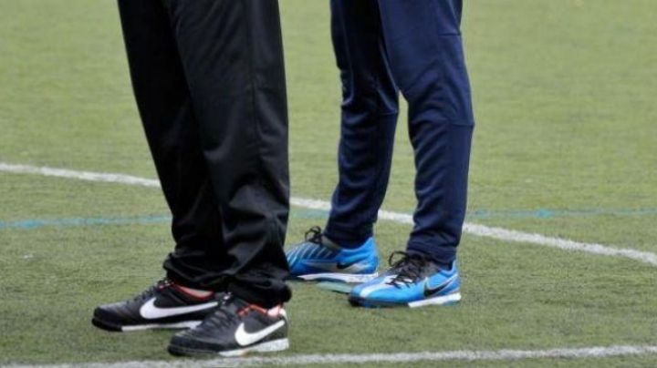 Fashion Trends 2021: Shoes Nike Tiempos next in The little princes