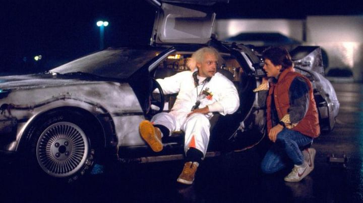Shoes Nike Vandal Doc Brown (Christopher Lloyd) in Back to the future - Movie Outfits and Products