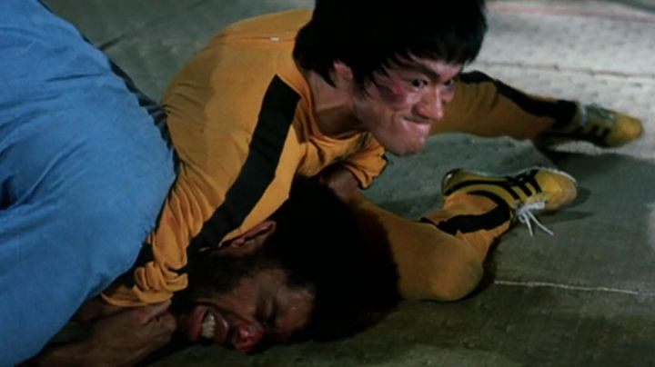 Shoes Onitsuka Tiger Tai Chi Billy Lo (Bruce Lee) game of death - Movie Outfits and Products