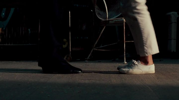 Shoes low white Keds Baby / Frédérique Houseman (Jennifer Grey) in Dirty Dancing - Movie Outfits and Products