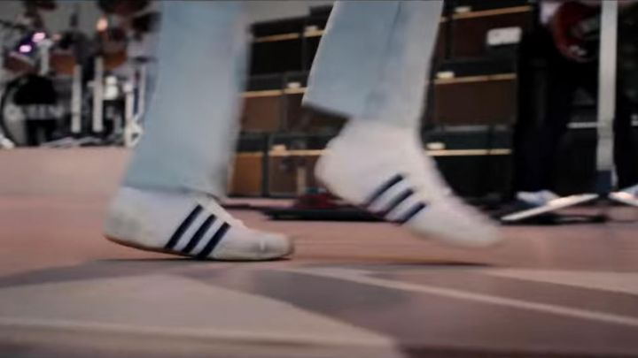 Sneakers Adidas samba vintage Freddie Mercury (Rami Malek) in Bohemian Rhapsody - Movie Outfits and Products