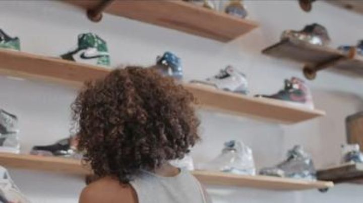 Sneakers Air Jordan 1 Retro High in Kicks - Movie Outfits and Products