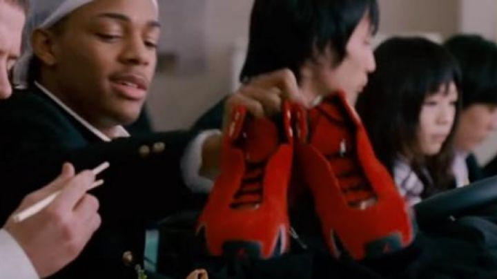 Fashion Trends 2021: Sneakers Air Jordan 21 Red in Fast & the Furious : Tokyo Drift