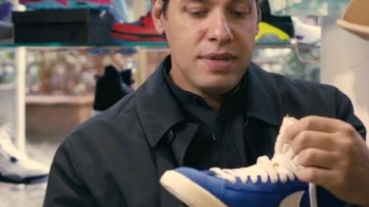 Sneakers Air Jordan 3 White in 16 years or so - Movie Outfits and Products