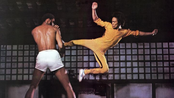 Sneakers Asics Onitsuka Tiger Mexico 66 white Hai Tien (Bruce Lee) game of death - Movie Outfits and Products
