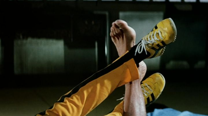 Sneakers Asics Onitsuka Tiger Tai Chi worn by Hai Tien (Bruce Lee) game of death - Movie Outfits and Products