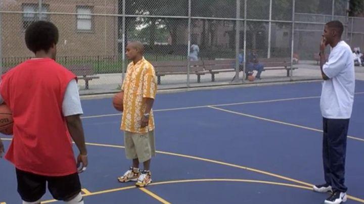 Fashion Trends 2021: Sneakers Nike Air Class of 97 Pack Foamposite Pro Pearl of Jesus Shuttlesworth (Ray Allen) in He Got Game