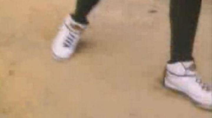 Sneakers Nike Air Jordan 2 White in the movie Warlock - Movie Outfits and Products