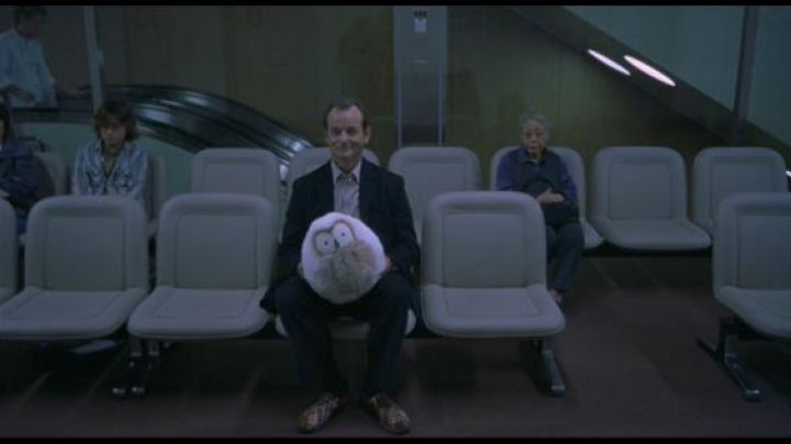Fashion Trends 2021: Sneakers Nike Air Woven worn by Bill Murray in Lost in Translation